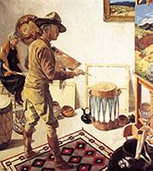 Fantasies 1922 By Walter Ufer