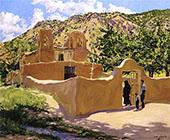 Oferta Para San Esquipula 1916 By Walter Ufer