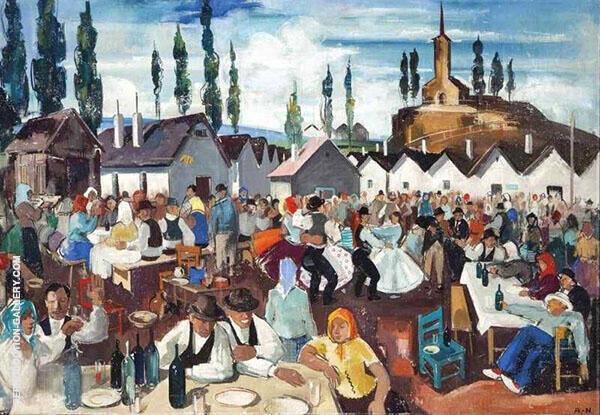Country Fair Hungary By Vilmos aba-Novak