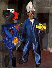 Mask Painter By Vilmos aba-Novak