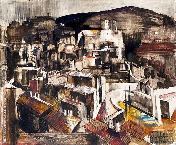 Perugia By Vilmos aba-Novak