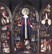 Saint Elisabeth of Hungary 1931 By Vilmos aba-Novak