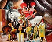 The World of Circus By Vilmos aba-Novak