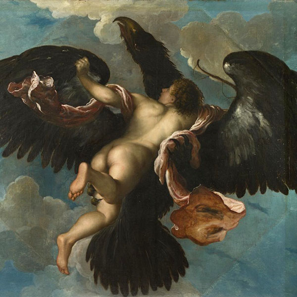 Oil Painting Reproductions of Damiano Mazza