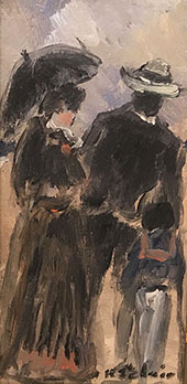 The Family Outing By Henry Saint-Clair