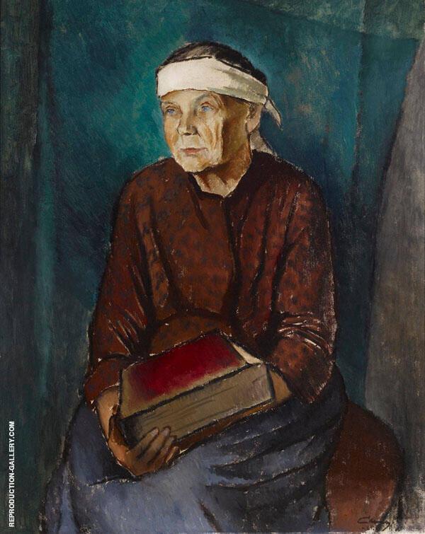 Eeva Stiina 1925 By Alvar Cawen