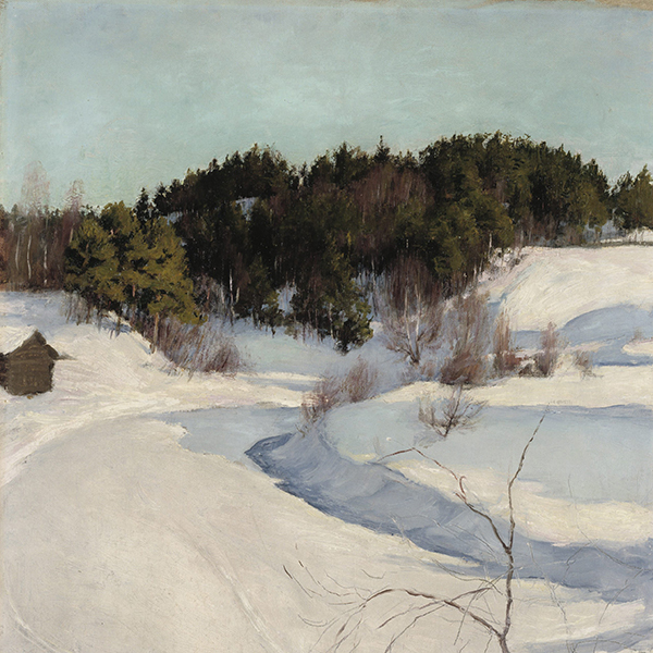 Oil Painting Reproductions of Pekka Halonen