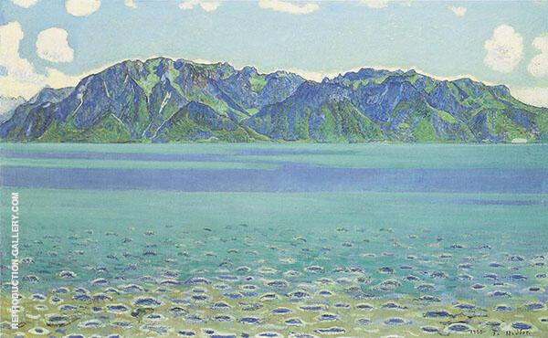 Grammont 1905 By Ferdinand Hodler