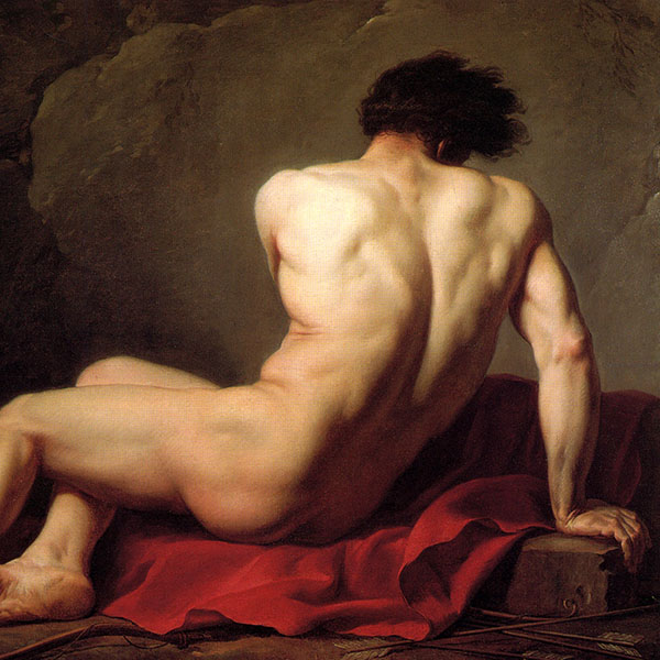 Oil Painting Reproductions of Jacques-Louis David