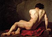 Patrolcus 1780 By Jacques-Louis David