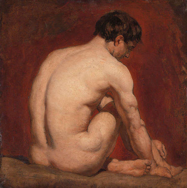 Oil Painting Reproductions of William Etty