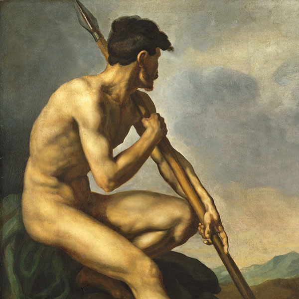 Oil Painting Reproductions of Theodore Gericault