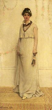 Phyllis By Sir George Clausen