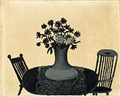 Chairs 1946 By Horace Pippin