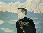 Major General Smedley D Butler 1937 By Horace Pippin