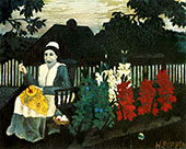Victory Garden 1943 By Horace Pippin