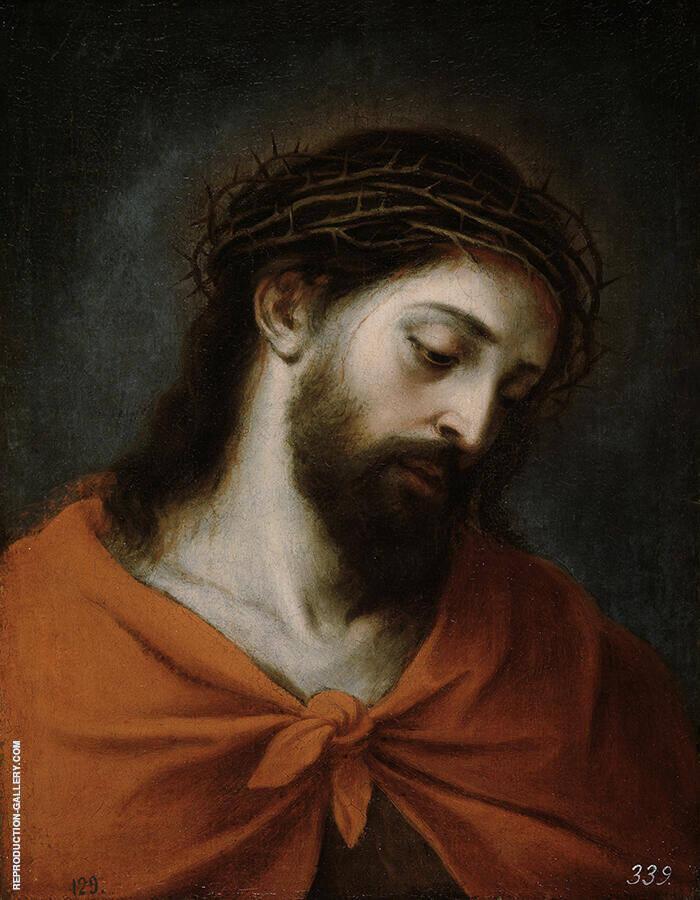 Ecce Homo c 1660 Painting By Bartolome Esteban Murillo