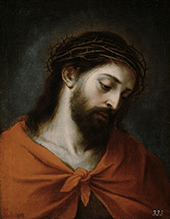 Ecce Homo c 1660 By Bartolome Esteban Murillo