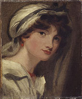 Mary Lady Templeton By William Etty