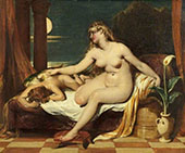 The Dawn of Love 1828 By William Etty