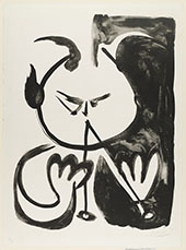 Faun Musician 1948 By Pablo Picasso