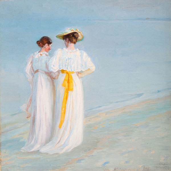 Oil Painting Reproductions of Michael Peter Ancher