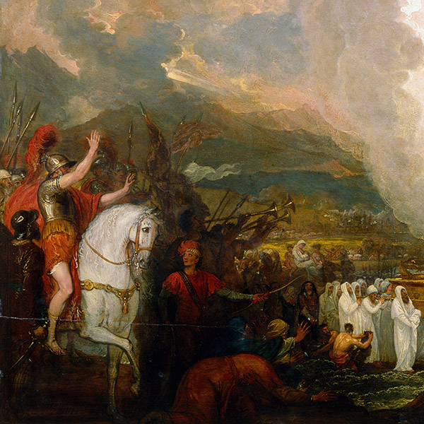 Oil Painting Reproductions of Benjamin West