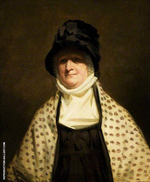 Mrs Anne Campbell By Sir Henry Raeburn