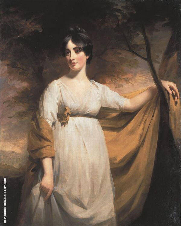 Mrs John Campbell of Kilberry By Sir Henry Raeburn