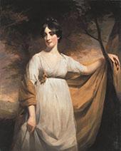 Mrs John Campbell of Kilberry By Sir Henry Raeburn