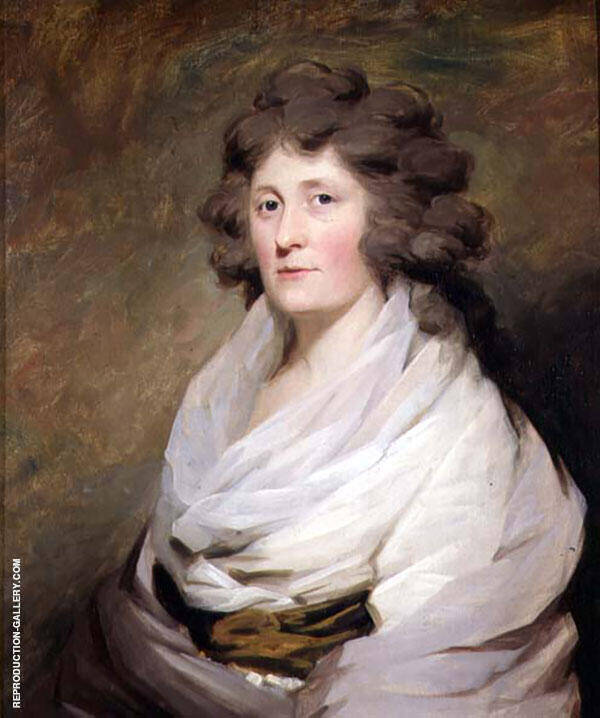 Mrs Maclean of Kinlochaline 1823 By Sir Henry Raeburn