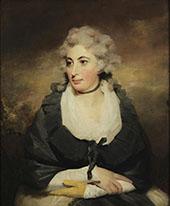 Mrs Reay of Killingworth Hall Northumberland c1790 By Sir Henry Raeburn