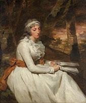 Mrs Richard Alexander Oswald c1794 By Sir Henry Raeburn