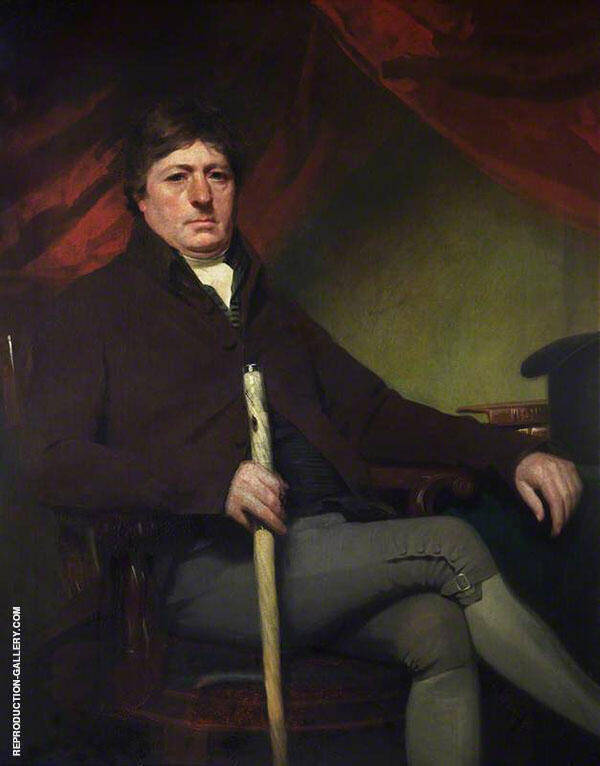 Peter Wood Whaleship Owner By Sir Henry Raeburn