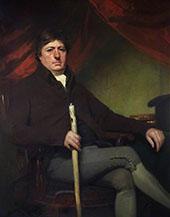 Peter Wood Whaleship Owner By Sir Henry Raeburn
