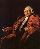 Portrait of Lord Newton 1806 By Sir Henry Raeburn