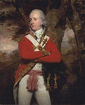 Portrait of General Duncan Campbell By Sir Henry Raeburn