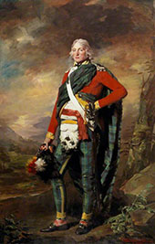 Sir John Sinclair By Sir Henry Raeburn