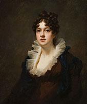 The Hon Mrs Grant of Kilgraston c1820 By Sir Henry Raeburn