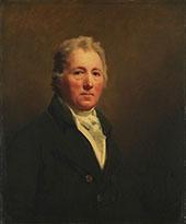 William Forsyth 1800 By Sir Henry Raeburn