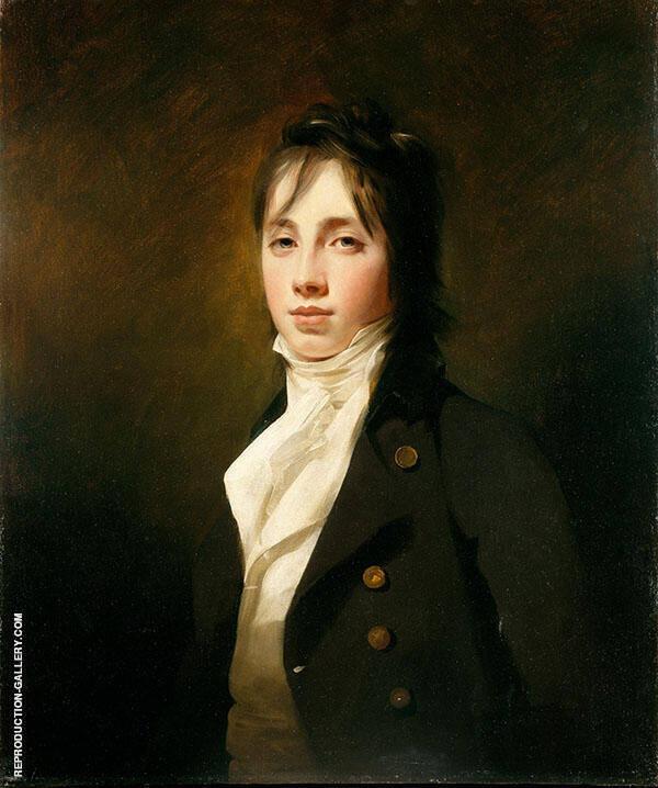 William Fraser of Reelig 1801 Painting By Sir Henry Raeburn