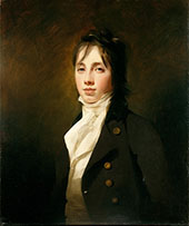 William Fraser of Reelig 1801 By Sir Henry Raeburn