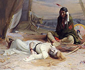 The Captive A Controversial Work from 1891 By E. Irving Couse