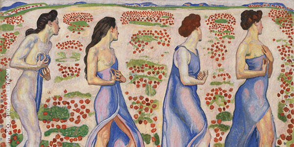 Courtesy of Leopold Museum By Ferdinand Hodler