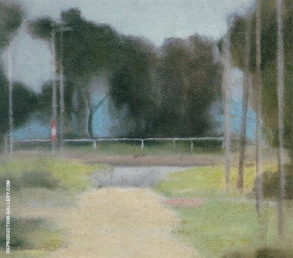 View of the Bay By Clarice Beckett