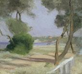 Beaumaris Foreshore 1926 By Clarice Beckett