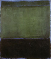 No 3 Green and Blue 1957 By Mark Rothko (Inspired By)