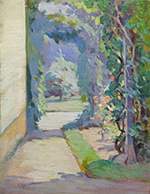 Trellis and Lane By Mabel May Woodward