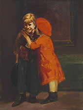 In The Corner By George Luks