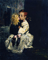 The Little Madonna By George Luks